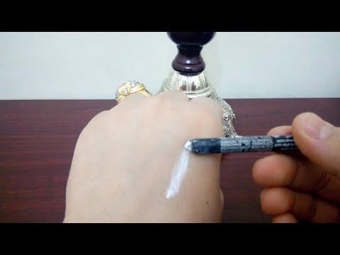 شاهد خبيرة التجميل مريم يحى تعرض فوائد قلم الكحل