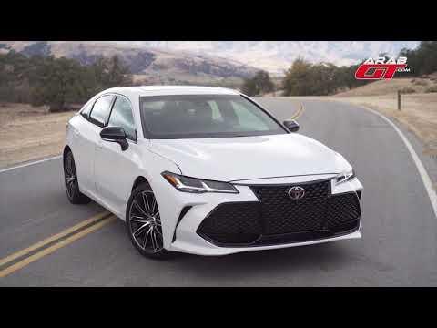 شاهد تويوتا أفالون 2019 أوّل سيارة ذاتية القيادة مِن الصانع الياباني