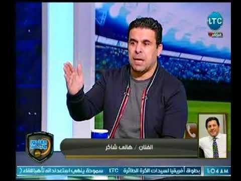 بالفيديو خالد الغندور ورضا عبدالعال يبكيان على الهواء مباشرة