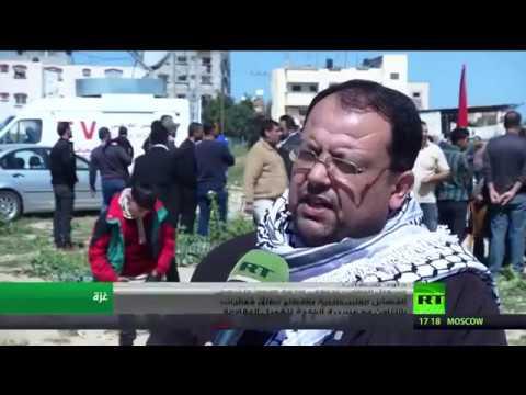 شاهد الفصائل في غزة تحضر إلى مسيرة العودة الكبرى