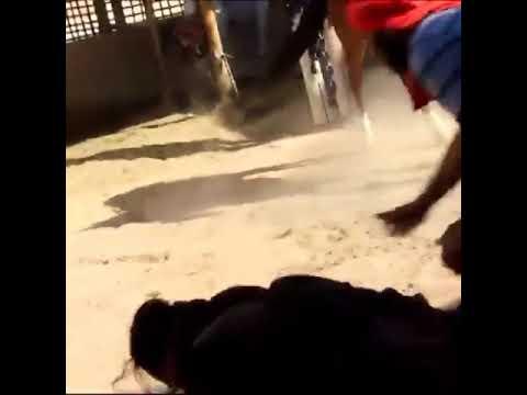 شاهد لحظة سقوط فنانة سورية من فوق ظهر حصان بطريقة مروعة