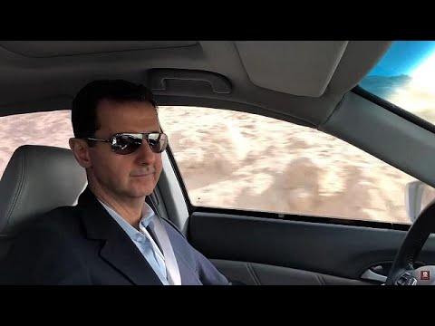 استمرار نزوح المدنيين من الغوطة الشرقية في سورية