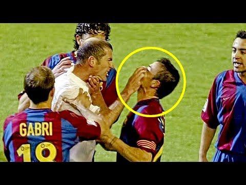 سر العداء بين برشلونة وريال مدريد