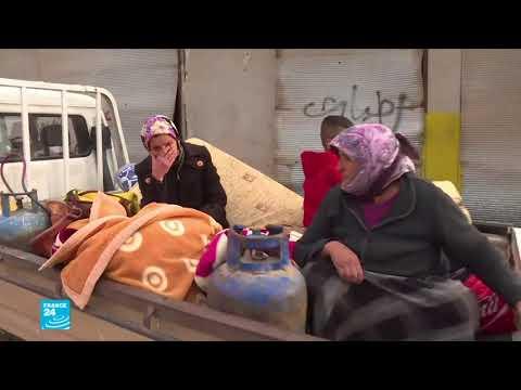 استقرار الأوضاع في عفرين بعد دخول القوات التركية والفصائل الموالية لها