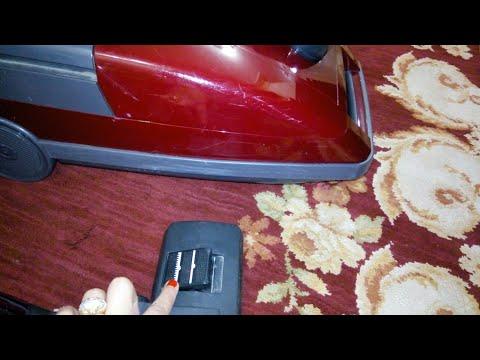 شاهد طريقة جديدة وبسيطة لتنظيف المكنسة الكهربائية