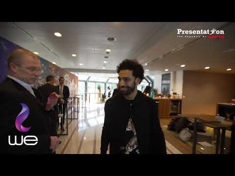 شاهد لحظة وصول محمد صلاح إلى معسكر منتخب مصر في سويسرا