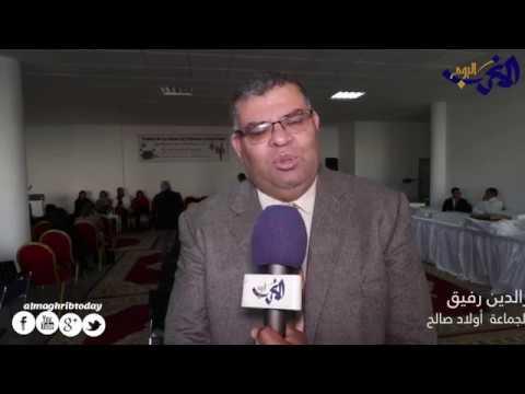 بالفيديو جماعة أولاد صلاح تحتفي بالنساء