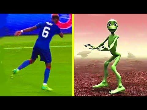 أغرب الاحتفالات المجنونة في تاريخ كرة القدم