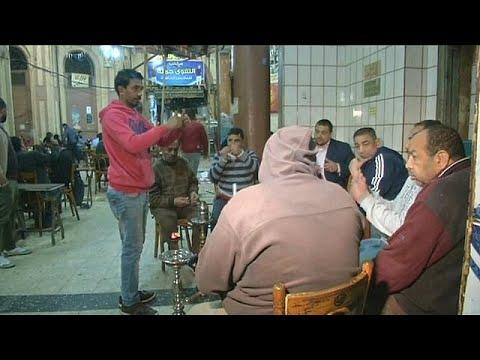 شاهد مقهى للصم والبكم في مصر