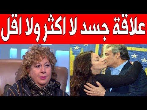 شاهد أول تعليق من سمية الألفي على زواج فاروق الفيشاوي من نرمين الفقي