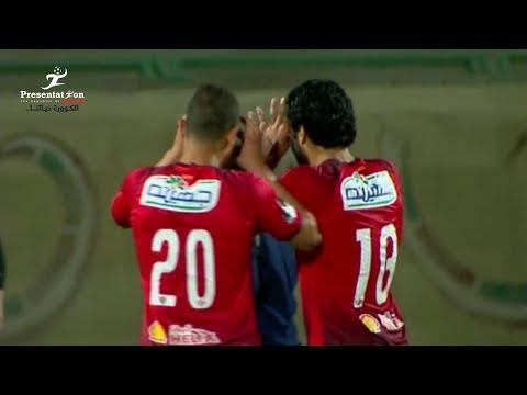 شاهد مروان محسن يُحرز الهدف الثاني للأهلي أمام بتروجت