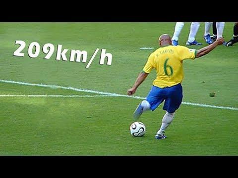 شاهد 15 هدفًا أروع ما سجل روبيرتو كارلوس