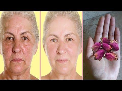 شاهد تخلصي من تجاعيد الوجه في 4 أيام بهذه الطريقة