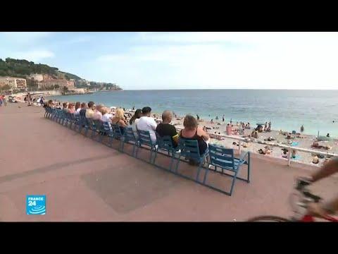 شاهدعودة السياح من جديد إلى فرنسا