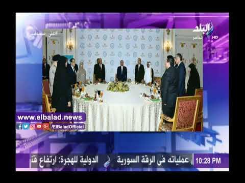 شاهد أحمد موسى يبين أهم تصريحات الرئيس السيسي