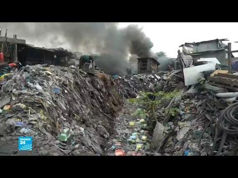 دول أفريقية تستورد النفايات الأوروبية