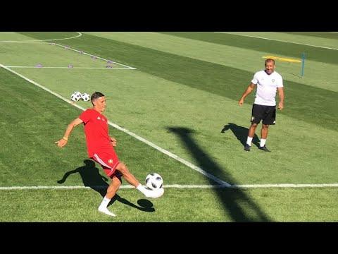 شاهد اللاعب فيصل فجر يكشف استعدادت الأسود لمواجهة البرتغال