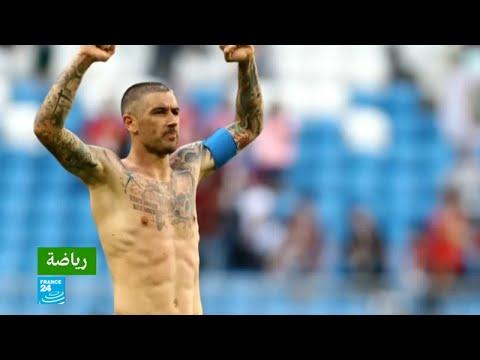شاهد: لحظة فوز صربيا على كوستاريكا بهدف من توقيع كولاروف