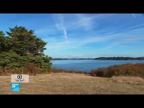 شاهد أسرار خليج موربيان وآثاره الشاهدة على أساطير بروتاني الفرنسية