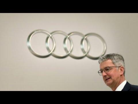 شاهداعتقال رئيس مجلس إدارة شركة أودي للسيارات