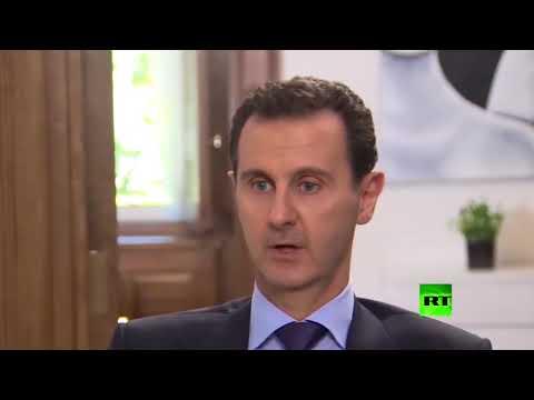 الرئيس الأسد يؤكد أن الحوار مع واشنطن حاليًا مضيعـة للوقت
