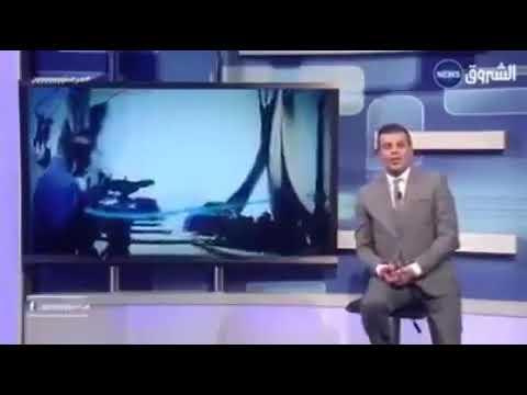 شاهد  جزائري يخترع آلة لقتل الجن والشياطين
