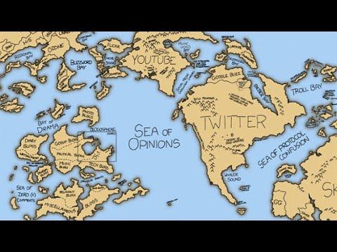 شاهد اقتراب نهاية الإنترنت بسبب الاحتباس الحراري