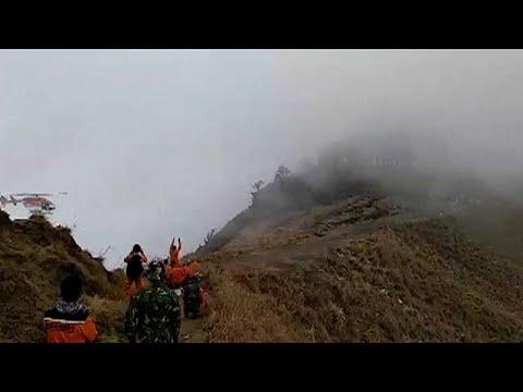 شاهد  اللحظات الأولى للزلزال المدمّر الذي ضرب أندونيسيا
