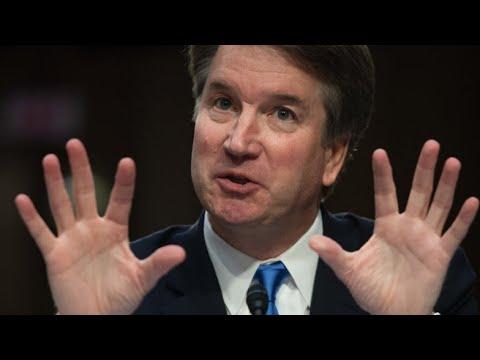 شاهد اتهامات لمرشح ترامب للمحكمة العليا بالتحرش الجنسي