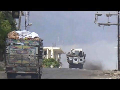 شاهد سكان إدلب يشككون في اتفاق الهدنة الذي عقد في سوشي