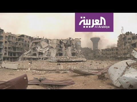شاهد  سباق روسي إيراني على مشاريع إعمار سورية