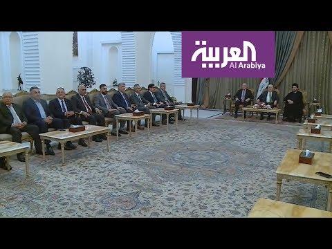 شاهد منصبي رئيس الحكومة والجمهورية يُثيران انشقاقات في قوى سياسية عراقية