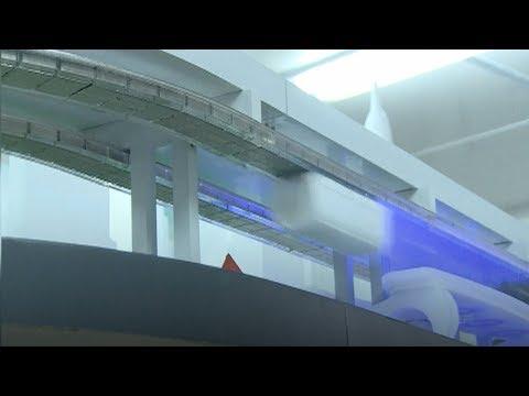 الصين تختبر قطار ماجليف بسرعة أكثر من 400 كم في الساعة
