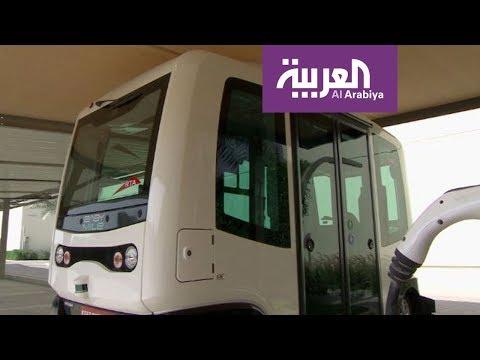 شاهد قريبًا جولة بالسيارة في دبي دون سائق