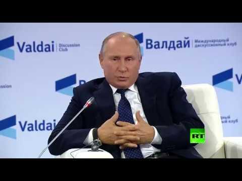 شاهد بوتين يعلن احتجاز مواطنين أميركيين وأوروبيين كرهائن في سورية