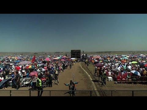 أكبر صلاة جماعية في جنوب أفريقيا