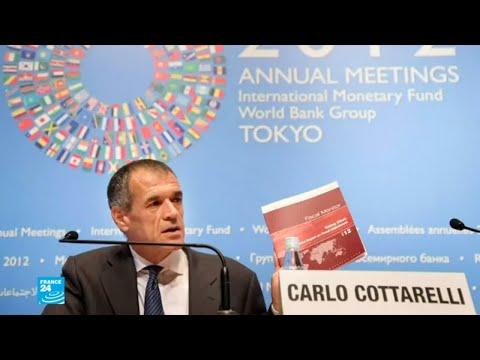 تكليف رجل الاقتصاد المؤيّد للتقشف كوتاريلي بتشكيل حكومة تكنوقراط