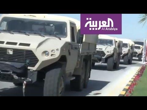 انطلاق تمرين مركز القيادة ضمن درع الخليج المشترك 1