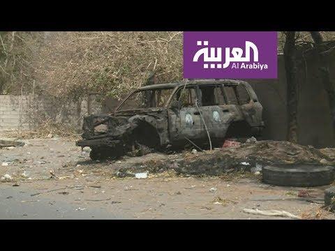 شاهد مليشيات الحوثي تخرق الهُدنة في الحُديدة