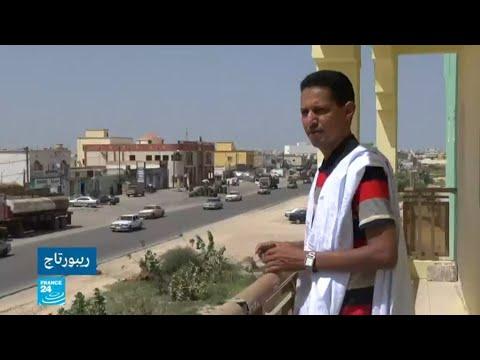 قصة ناشط ضد القبلية والفساد في موريتانيا