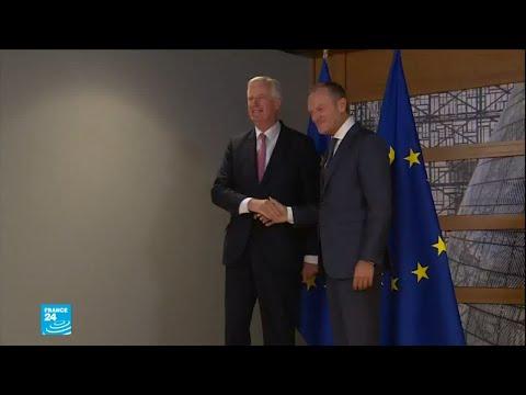وزراء الخارجية الأوربيين يضغطون على بريطانيا لإعادة النظر في استراتيجيتها