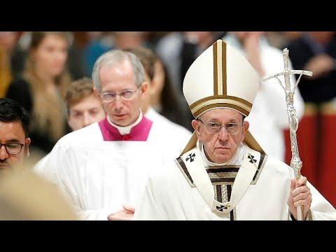 شاهد البابا فرنسيس ينتقّد اتساع الفجوة بين الأغنياء والفقراء ومُعاملة المهاجرين