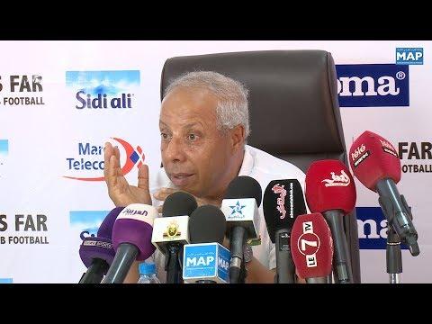 امحمد فاخر يكشف أسباب تراجع نتائج الجيش الملكي