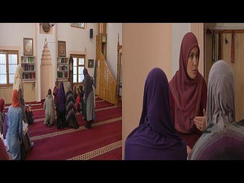 شاهد نساء كوسوفو يُقبلن بشدَّة على المدارس الإسلامية