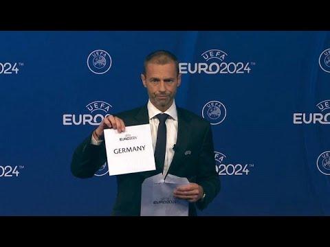 يويفا يختار ألمانيا لاستضافة يورو 2024