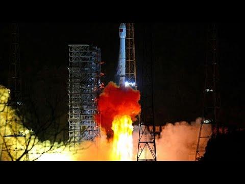 شاهد الصين تطلق أول مسبار للهبوط على الجانب المعتم من القمر