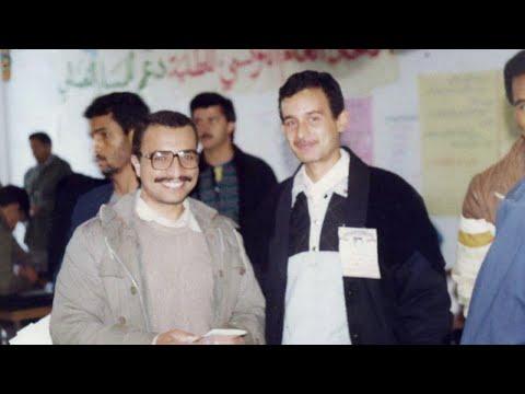 شاهد عبد الكريم الهاروني رئيس مجلس شورى حركة النهضة في تونس