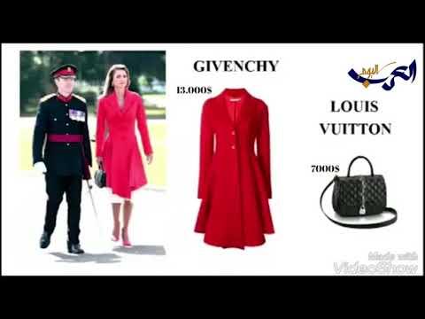مكتب الملكة رانيا يردُّ على ما يشاع عن كلفة ملابسها وأزيائها