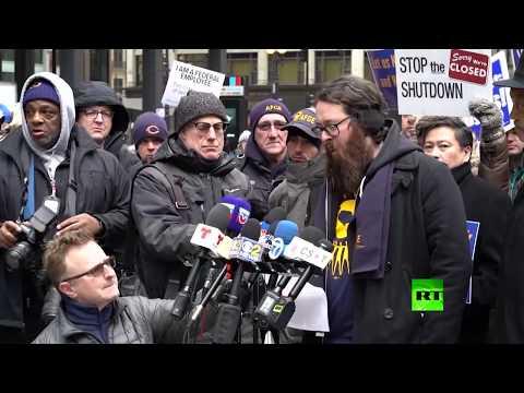 شاهد مُظاهرات في مُختلف أنحاء الولايات المتحدة الأميركية