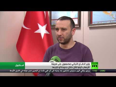 شاهد أكار يُعلن عن بذل قصارى جهود تركيا لاستمرار هدنة إدلب